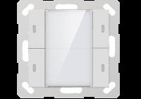 CHPLE-04/02.1.00 * Buton KNX modular 55 mm - 4 canale