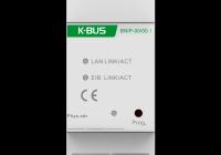 BNIP-00/00.1 * Interfata de comunicatie intre instalatii KNX si retele IP