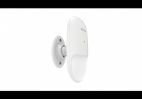 KR-P839 * Detector de miscare wireless pasiv, cu infrarosu