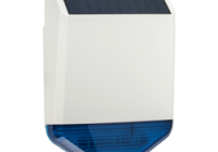 KR-SJ1 * Sirena wireless de exterior cu incarcare solara