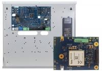 PRO-HS3032-GSM * Centrala alarma antiefractie hibrid DSC PowerSeries, 4 partitii, 8-32 zone, 72 utilizatori, GPRS-3G, PowerG