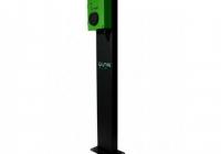 GS107T2GOS * 7 kW Statie incarcare autovehicule electrice - montaj stativ
