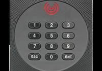 KR-614-OSDP * Cititor de proximitate cu tastatura si dual RFID EM 125 kHz si MF 13.56 MHz, cu comunicatie RS485 si OSDP