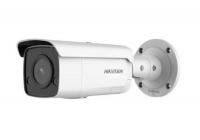DS-2CD2T46G2-ISU/SL * Camera supraveghere exterior IP, 4 MP, IR 60 m, 2.8 mm, microfon, PoE