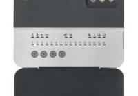 BRAVO INT * Centrala wireless cu sursa de alimentare incorporata, comunicare bidirectionala pe 868 MHz