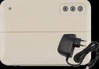 Bravo EXT * Centrala wireless cu adaptor extern, comunicare bidirectionala pe 868 MHz