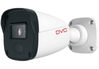 DCN-BF4282 * Bullet IP video camera, resolution 4Mpx/20fps, fix lens 2.8 mm, H.265, IR LED range 10-20 m, 12VDC/PoE, IP67, VCA