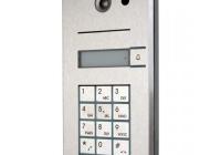 9137111CKU * Helios IP Vario Basic 1Key With Keypad, with Camera