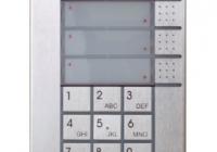 9137131CKU * Helios IP Vario Basic 3 Keys With Keypad, with Camera