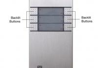 9137161CU * Helios IP Vario Basic 6 Keys with Camera