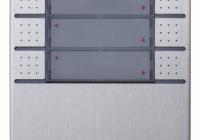 9137161U * Helios Vario IP Door Intercom, 3x2 buttons