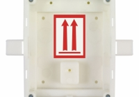 9155017 * Helios IP Solo flush installation box needed for flush mount installations