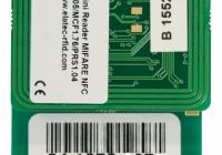 9156031 * Helios IP Base - 13.56MHz RFID card reader, reads UID