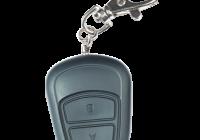 ACS-RC09 * Telecomanda cu doua butoane cu cod saritor.