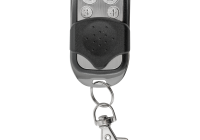 AJ-84-C4 * Telecomanda cu patru butoane numerotate pentru AJ-84-1 / AJ-84-2