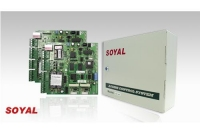 AR 716 EV2 - CENTRALA CONTROL ACCES SOYAL