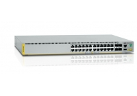 AT-x510L-28GT-50 * Allied Telesis Gigabit Edge Switch with 24 x 10/100/1000T
