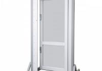 ATOM-22 * Electromagnet pentru usi din plastic cu deschidere la exterior