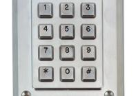"""ATS-1155 * Tastatura in constructie """"antivandal"""" pentru montare in interior sau exterior"""