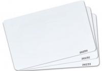 ATS-1475 * Set de 10 smart card-uri ats-1475 de proximitate pentru cititoarele din seria ATS