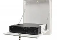 AWO530W * Cutie metalica securizata, cu tamper si cheie pentru DVR