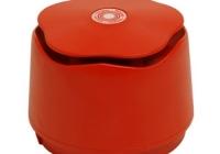 BANSHEE EXCEL 902CHA6AO * Sirena conventionala de avertizare incendiu, culoare rosie, 32 tonuri