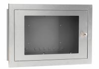 BF359/3S * CARCASA DIN INOX PENTRU CONTROLER QUANTEC C-TEC