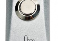 BIA-01 * Buton de acces aplicabil metalic