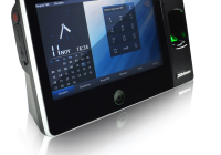 BIOPAD-100 * Sistem de pontaj cu amprenta, comunicatie WIFI si camera foto incorporata