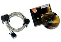 CAB2000 * Cablu RS232 pentru conectare la centralele FP1200/FP2000