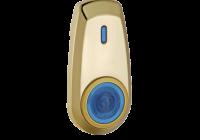 CL-01-gd-EM * Incuietoare RFID pentru vestiare (dulapuri) cu tag de proximitate tip bratara, alama