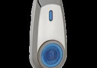 CL-01-ss-EM * Incuietoare RFID pentru vestiare (dulapuri) cu tag de proximitate tip bratara, nichel