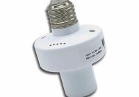 Controler WIFI Dulie E27 RX * Dulie cu comanda inchis/deschis pentru iluminat, conectata prin telecomanda si WiFi