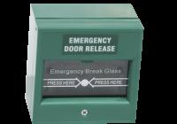 CPK-860A * Buton aplicabil din plastic, pentru iesire de urgenta