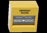 CPK-860B * Buton aplicabil din plastic, pentru iesire de urgenta
