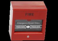 CPK-860C * Buton aplicabil din plastic, pentru iesire de urgenta
