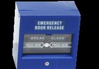 CPK-860E * Buton aplicabil din plastic, pentru iesire de urgenta