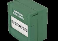 CPK-861A+ * Buton aplicabil din plastic cu doua relee, pentru iesire de urgenta