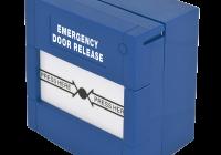 CPK-861E * Buton aplicabil din plastic, pentru iesire de urgenta