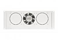 """DLT44801-A * Unitate cu 1 ventilator 19"""" cu termostat"""