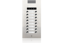 DMR21A-D16 * Panou de apel audio cu 16 butoane de apel
