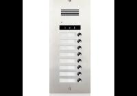 DMR21A-S8 * Panou de apel audio cu 8 butoane de apel