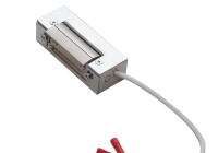 DORCAS-52N512F Yala electromagnetica incastrabila, rezistenta la foc (120 min), reversibila, ajustabila