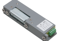 DORCAS-77N512F * Yala electromagnetica incastrabila, pentru usi de urgenta ajustabila, nereversibila