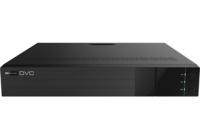 DRN-3832RZ * NVR stand-alone 32 canale, suportă camere IP DVC 5Mpx / 4Mpx / 3Mpx / 1080p DVC