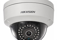 DS-2CD2122FWD-IWS * Camera IP Hikvision, Dome, 2MP, 4mm, 32 LED, IR 30m, WDR 120dB, H.264+, Antivandal IK10, Alarm I/O, WiFi 802.11n