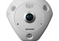DS-2CD6362F-I * 6MP Fisheye Network Camera