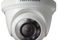 DS-2CE56C0T-IRPF * HD720P Indoor IR Turret Camera 2.8mm