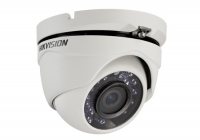 DS-2CE56C2T-IRM * Dome IR, TURBO HD, HD Ready 720P 2.8mm