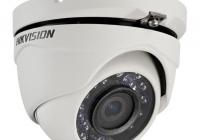DS-2CE56D1T-IRM * Dome IR FullHD 1080p [3.6mm]